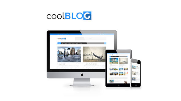 CoolBlog – Ultra-fast theme for frequent bloggers