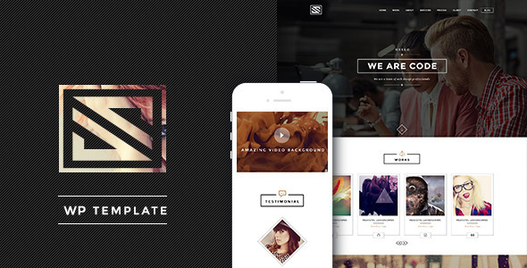 Vastudio – Creative One Page WordPress Theme