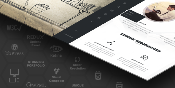 Rebloom – Creative responsive multi-purpose theme