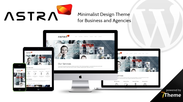 Astra – Multipurpose WordPress Theme