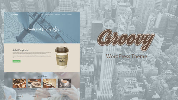 Groovy – Creative Multi Purpose Theme