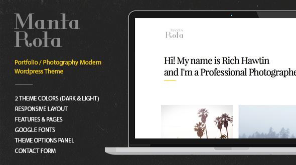 Mantarota – Portfolio / Photography
