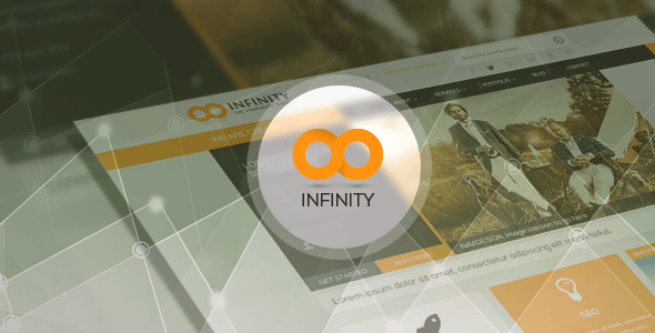 INFINITY | Multipurpose WordPress Theme