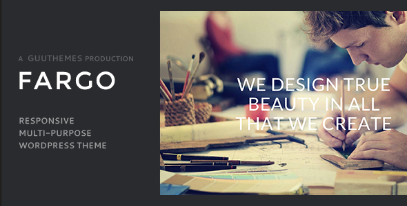 Fargo – Responsive Creative WordPress Theme