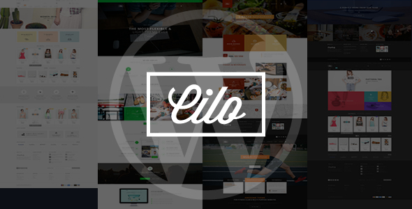 Cilo – Ultimate Multi-Purpose Responsive Theme