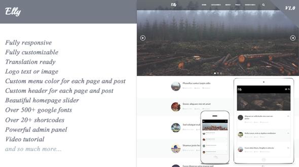 Glaze Restaurant & Bar Responsive WordPress Theme