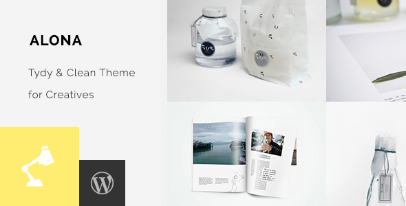 Alona – Tidy & Clean Portfolio